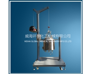 10L Lifting Reactor without Mixer