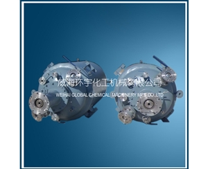 1500L Industrial Cladding Plate Reactor